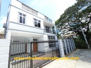 3 Storey Landed House for sale in 34 Ward, North Dagon, Yangon, Myanmar