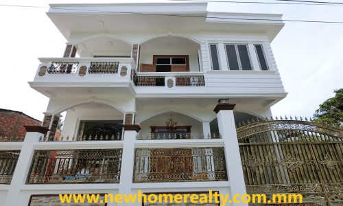 2RC Landed House for sale in North Dagon, Yangon, Myanmar