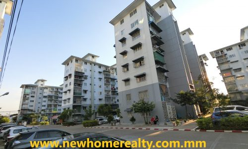 Apartment for sale in Bahtoo Housing Complex North Dagon, Yangon, Myanmar