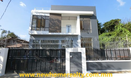 2 RC Landed house for sale in 31 ward, North Dagon, Yangon, Myanmar