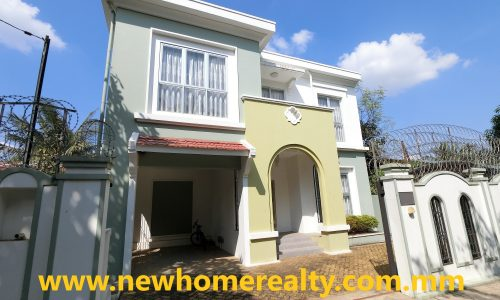 2 RC new Landed House for sale in North Dagon, Yangon, Myanmar