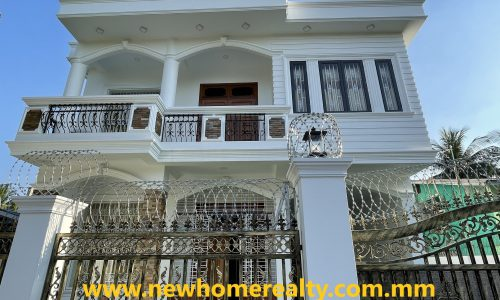 Landed House for sale in 36 Ward North Dagon, Yangon, Myanmar