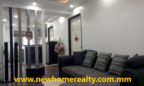 Hanthawaddy Villa Apartment for sell in South Okkalapa