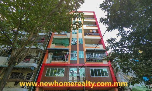 Apartment for sale in Kyauk Myaung, Tamwe Township, Yangon