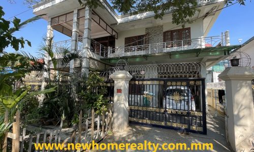Resell: Landed house in North Dagon 43 Ward, Yangon, Myanmar