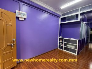 Half Furnished Apartment for sell in Dawbon