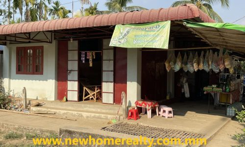 Shop house for sale in North Dagon