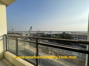 Lanmadaw River View Condo rooms for sale in Lanmadaw Township, Yangon, Myanmar