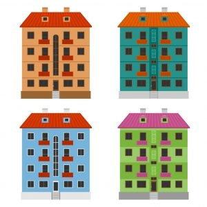 Apartments for sell in Yangon, Myanmar