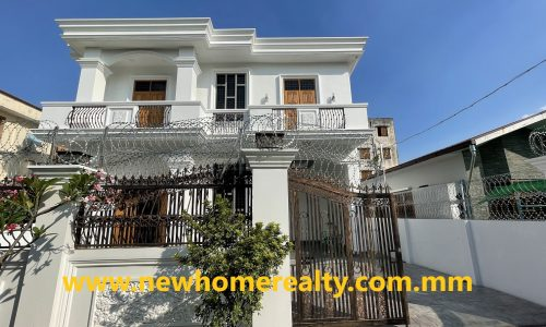 2 RC landed House for sale in 35 Ward, North Dagon, Yangon, Myanmar