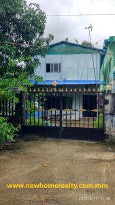 Landed house for sale in 40 Ward, North Dagon, New Home Realty