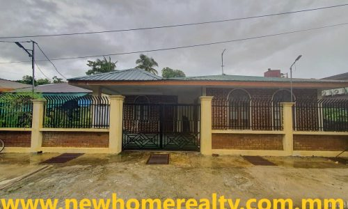 1 RC Landed House for sale in 37 ward, North Dagon