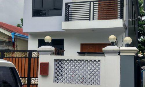2 storey landed house for sale in 35 Ward, North Dagon, Yangon, Myanmar