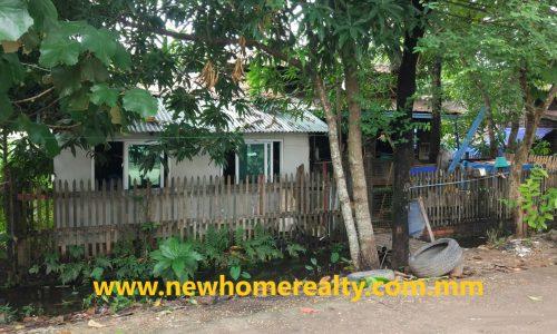 land for sale in 34 ward, Dagon Myothit North, Yangon, Myanmar