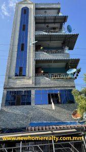 Apartment for sale in Thaketa Township, Yangon
