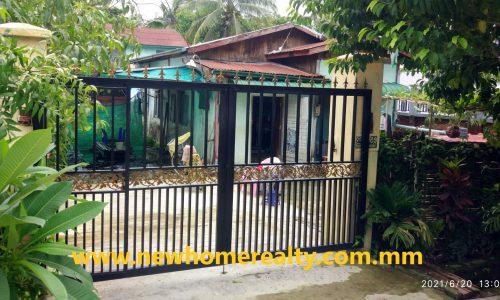 Landed House for sale in 41 Ward, North Dagon, Yangon, Myanmar