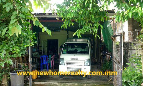 Land for sale in 41 ward, North Dagon, Yangon