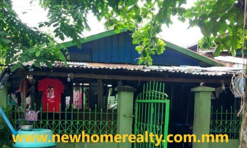 Land for sale in 40 Ward, North Dagon