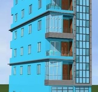 Apartment for sale in 7 ward, South Okkalapa Township