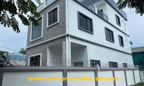 3 RC landed House for sale in 46 Ward, North Dagon, Yangon, Myanmar