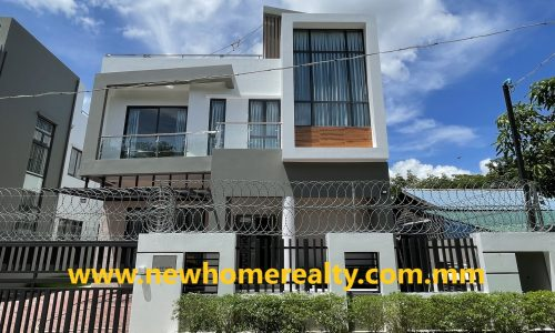 Landed house for sale in 28 ward north Dagon, New Home Realty Real Estate Agency in Yangon Myanmar