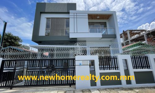 Landed House for sale in North Dagon, Yangon, Myanmar